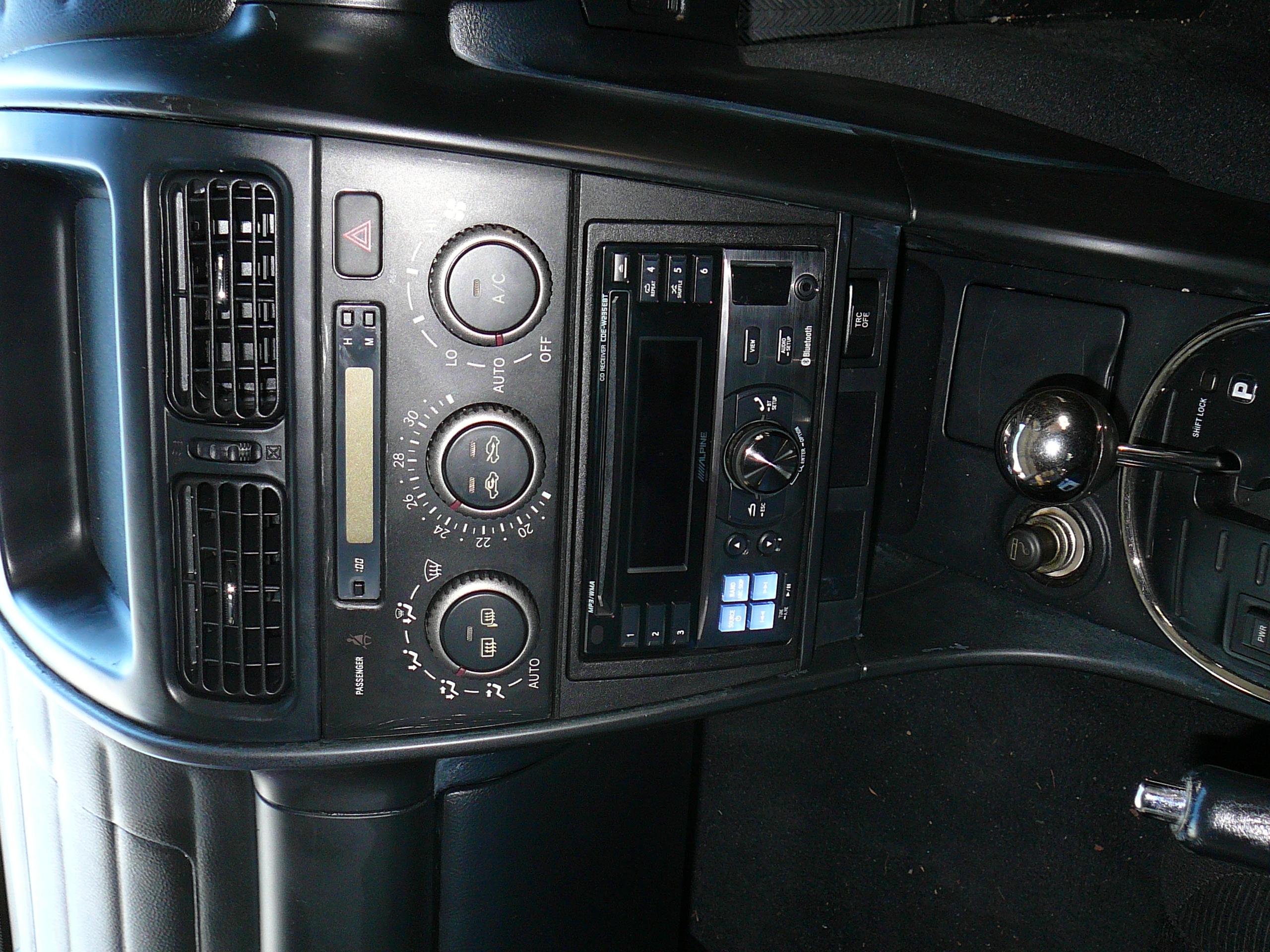 2002 lexus is200 gearbox