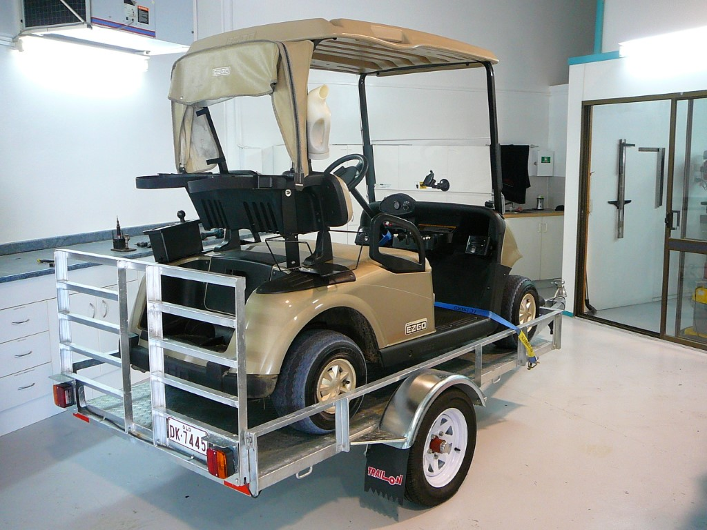 Golf Cart check out this audio upgrade