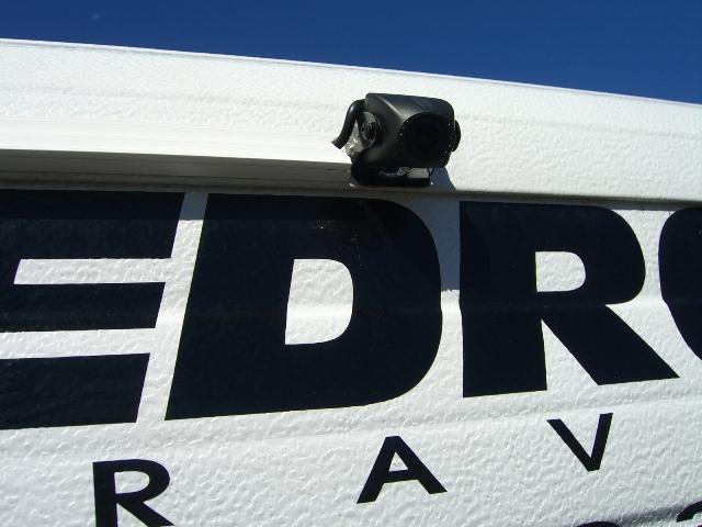 Caravan Reverse camera systems