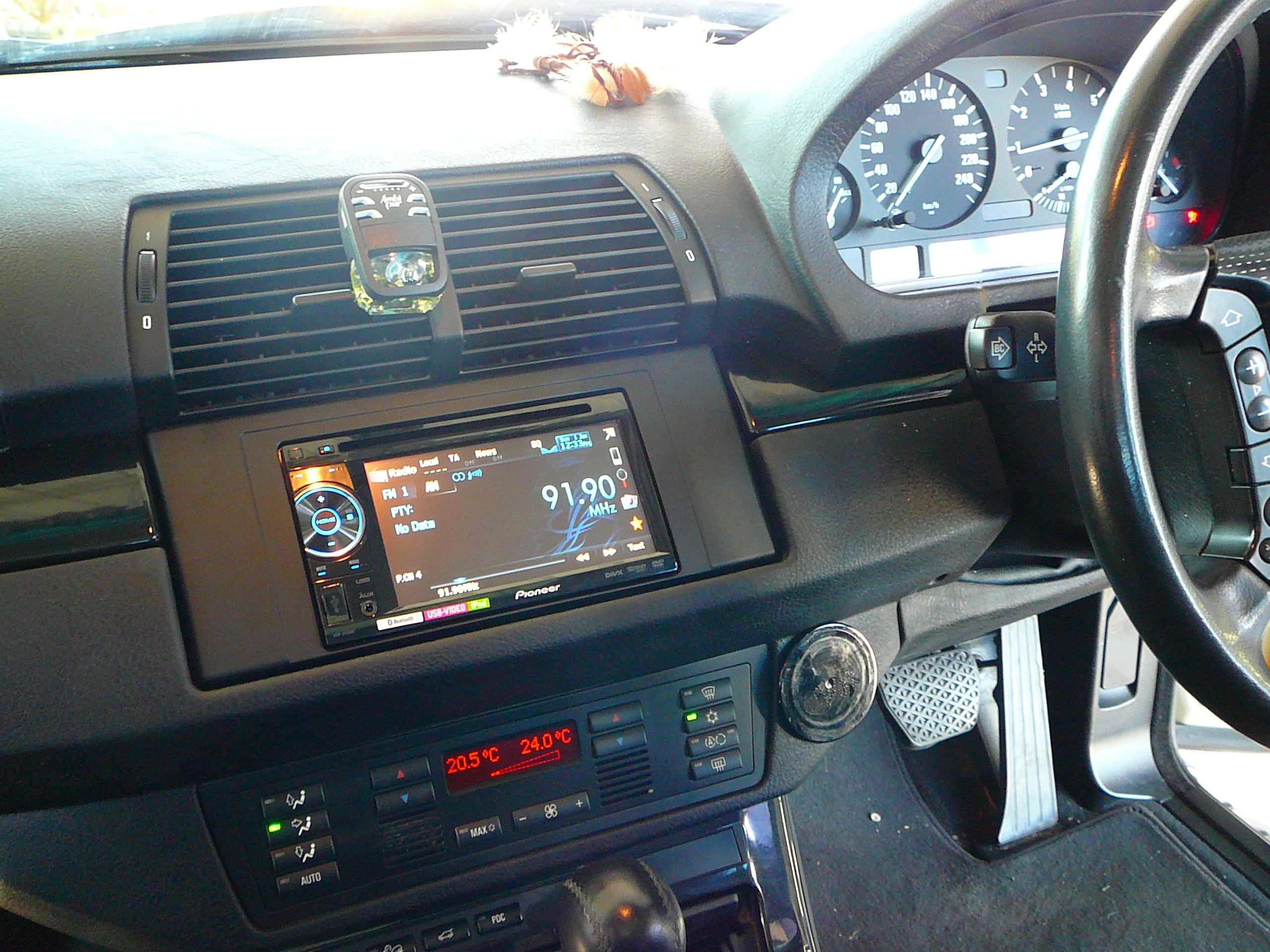 Bmw X5 Pioneer Dvd Head Unit  U2013 Maroochy Car Sound