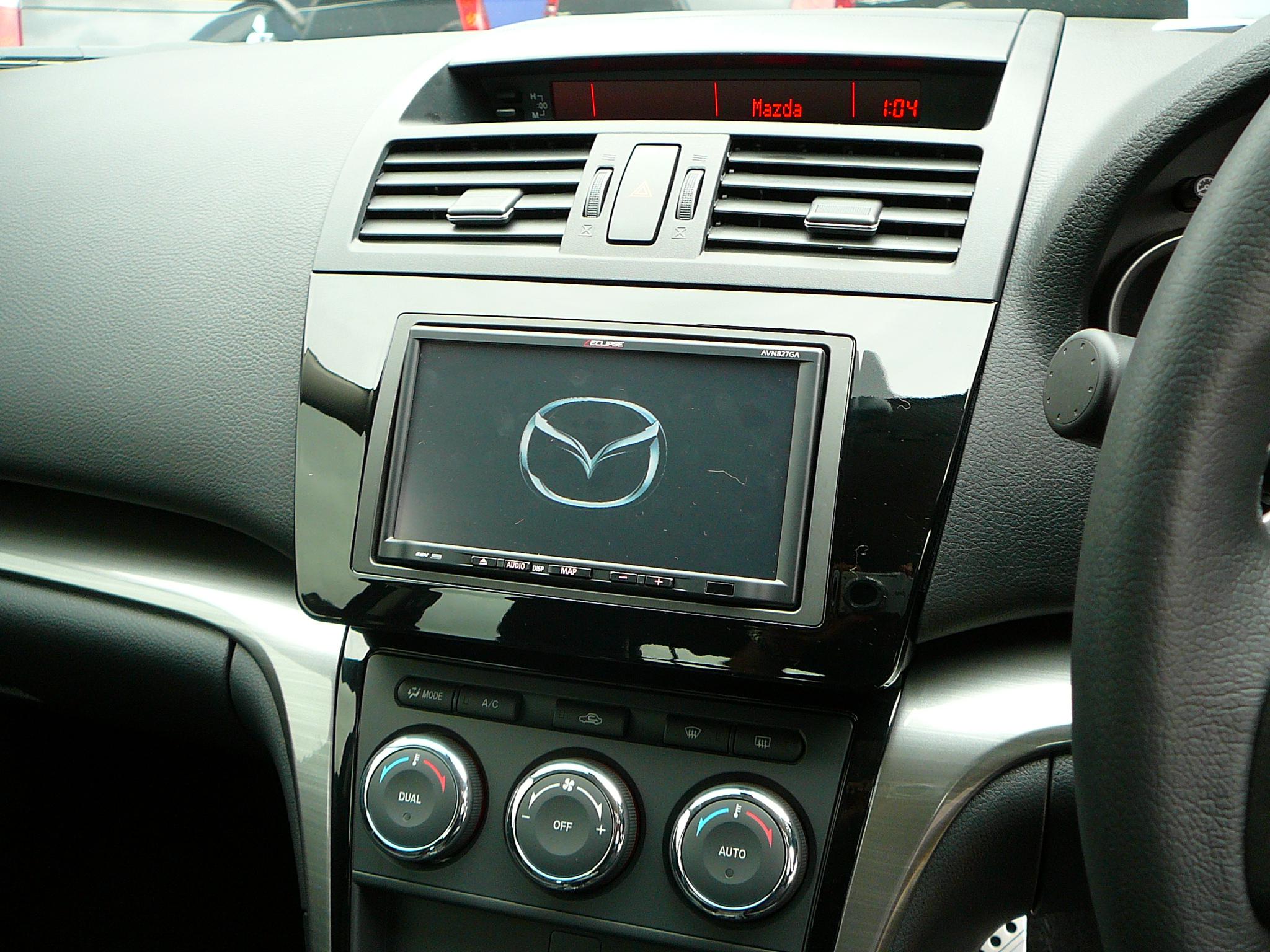 2011 mazda 3 navigation system update