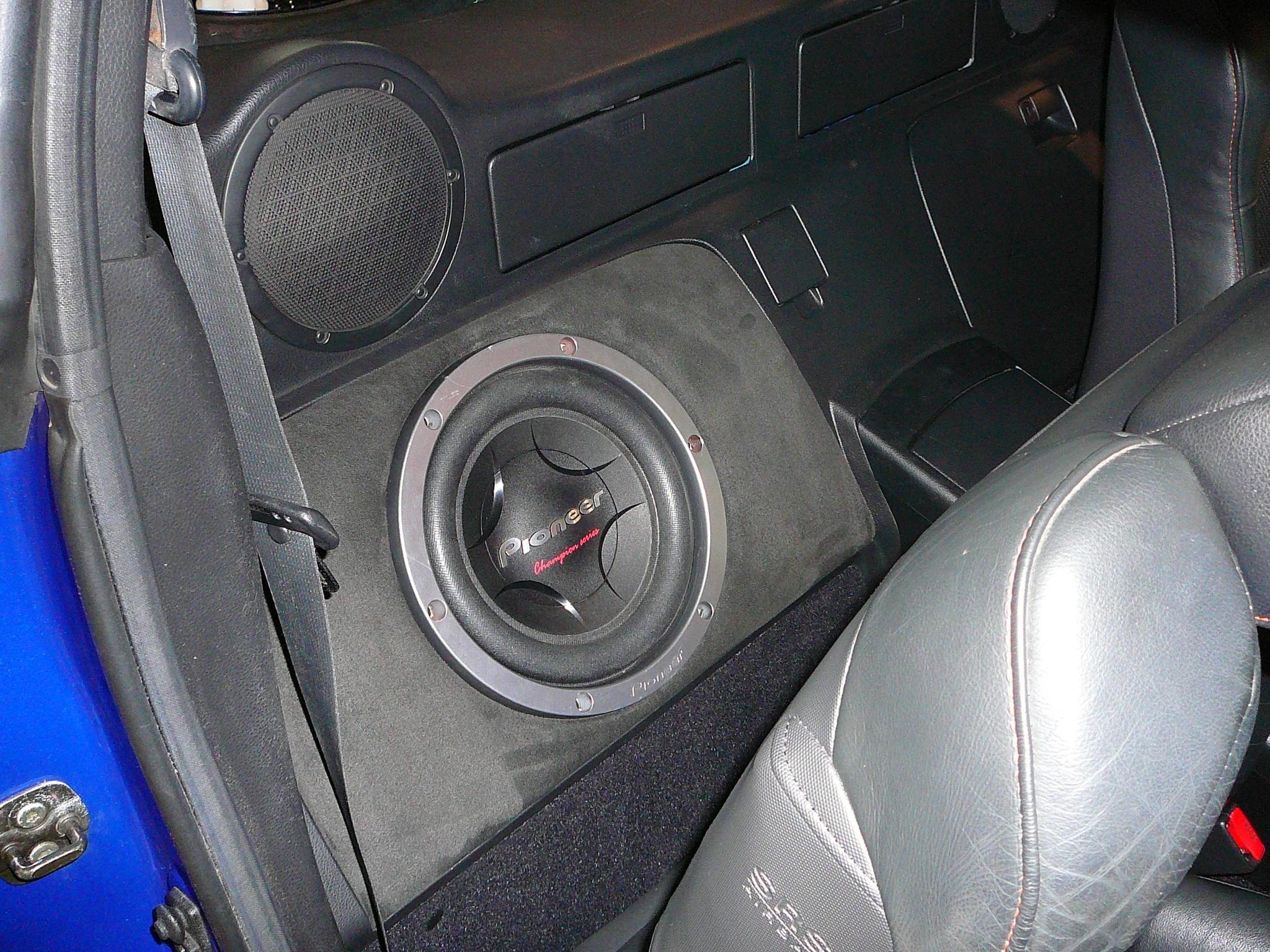 nissan 350z custom sub box \u2013 maroochy car sound