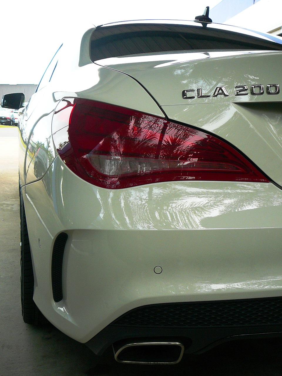 Mercedes Benz CLA, Focal 165KR2 Speaker Upgrade, Pioneer Amplifier